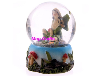Resin Water Globe Gifts Crafts